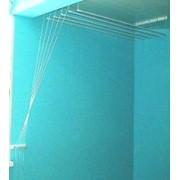 Сушилка Лиана Люкс 1,7 м (1/6) фото