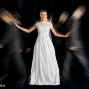 Платье свадебное дизайнерское фото