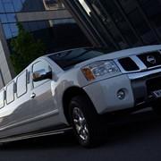 Nissan Armada Прокат, аренда лимузинов фото