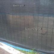 Пластиковая вязальная сетка зеленая фото