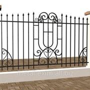 Кованые ограды в Кишиневе фото