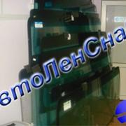 Лобовое стекло для автомобиля BMW 7 E38 4D Sed (обогрев щеток) с молдингом (верх) фото