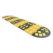 ИДН 1100 С (средний элемент) желтый - искусственная дорожная неровность фото