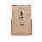 Чёрный хлеб. Органические зерно и мука Мука из полбы цельнозерновая БИО, пакет 5кг фото