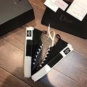 "Низкие сникерсы Christian Dior ""B23"" 3SN239YIV_H960 фото"