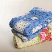 Одеяло стеганное Синтепон 1,5 фото