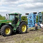 Уборка урожая высокотехнологичными комбайнами немецкого производства DEUTZ-FAHR TopLiner, кукурузными жатками Geringoff. фото