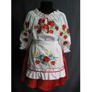 Прокат детских украинских костюмов фото