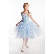 Прокат детских платьев, костюмов для утренников, выпускных, вечеринок фото