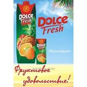Сок Dolce Fresh мультифрукт фото