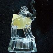 Сувенир Слон 3524 4х10 см. фото
