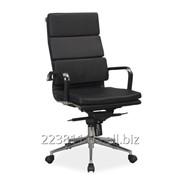 Компьютерное кресло Q-153 Signal черный фото