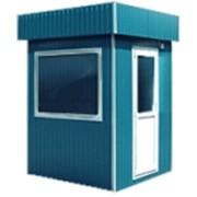 Блок-посты охраны, здания модульные. фото