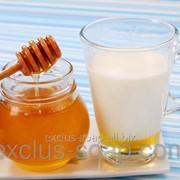 Мёд с молоком отдушка-10 мл фото