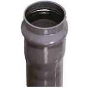 Напорный водопровод. Трубы полиэтиленовые фото