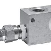 Предохранительный гидроклапан: клапан VMD 35 и VMD 80 (клапан трубного монтажа) фото
