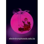 Ночник Космос EL102 w шарик матовый фото