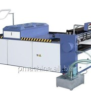 Сплошная УФ-лакировальная машина UV-MASTER COMPACT фото