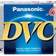 Видеокассеты miniDV PANASONIC DVM60 фото