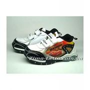 Кроссовки для мальчика Disne Тачки 1011 фото