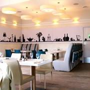 Мебель для ресторанов, кафе фото