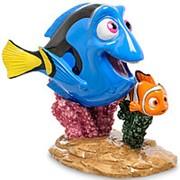 Скульптура Дори и Немо (В поисках Дори) 15х13х10см. арт.4054876 Disney Showcase фото