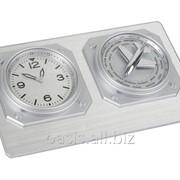 Часы настольные Часовой пояс фото