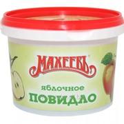 """Повидло """"Махеевъ"""" Яблочное 870 гр. фото"""