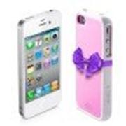Смартфон Apple iPhone 4S 8Gb White (Factory Refurbished) + Чехол SGP Linear в подарок! фото