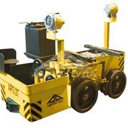 Аккумуляторный электровоз АРП2Т фото