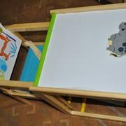 Стульчик 2 в 1. Для кормления и хобби (Код: 1135) фото