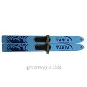 Лыжи дерево-пластик Тайга 185 см, артикул Л12108 фото