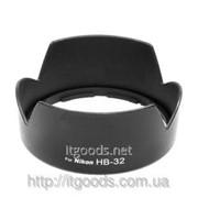 Бленда Nikon HB-32 Lens hood 18-70 18-105 mm (аналог) 1292 фото
