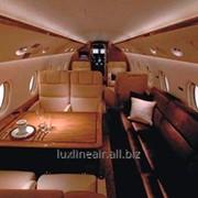 Gulfstream G200 10 seats фото