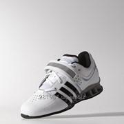 Штангетки Adidas AdiPower (белые) фото