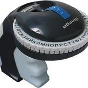Механический принтер Omega Dymo Omega латиница фото