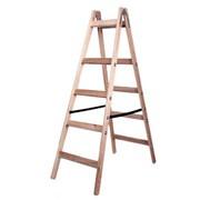 Аренда стремянки-лестницы деревянной 5,0 м фото