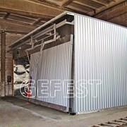 DKB - бюджетные энергоэффективные сушильные камеры фото
