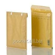Пакет с воздушной подушкой коричневый артикул 12216 фото