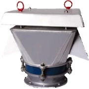 Клапан дыхательный механический КДМ-200 фото