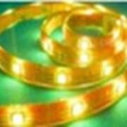 Гибкая светодиодная лента LED-strip фото