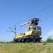 Мотовоз МПТ-4 фото
