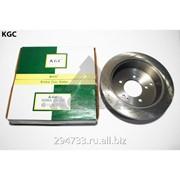 Диск заднего тормоза KGC, кросс_номер 584113A300 фото