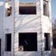 Теплоизоляция помещения из пенополистирольных блоков фото