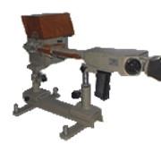 Стилоскоп универсальный СЛУ для быстрого визуального качественного и сравнительного количественного спектрального анализа черных и цветных сплавов в видимой области спектра, для экспрессных анализов, к точности которых не предъявляется высоких требований фото