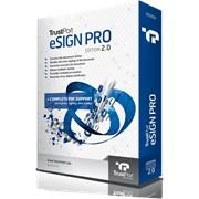 ESign-PRO – решение для мультиподписания электронных документов через Интернет с использованием ЭЦП фото