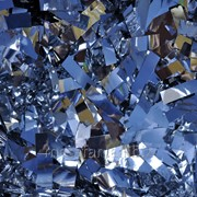 Метафан серебряный двухсторонний фото