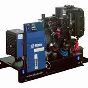 Дизельная трехфазная генераторная установка фото