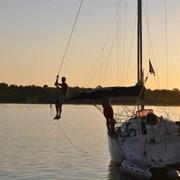 Прокат яхты, Прогулки по Днепру фото