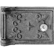 Дверца поддувальная Nord фото